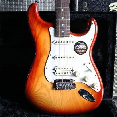 Fender American Standard 2014 Hss Siena Burst (4.0kg.)