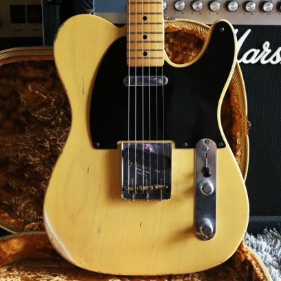 Fender Custom Shop Nocaster 1951 Relic 2008 (3.1kg)