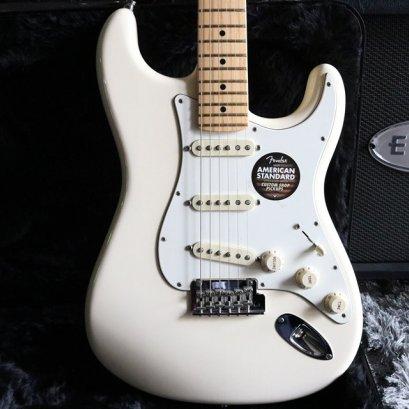 Fender American standard 2015 Olimpic white (3.4kg)