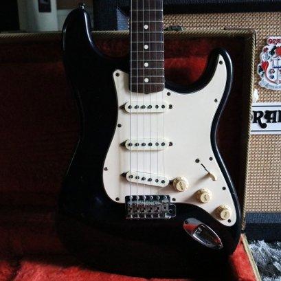 Fender American vintage Re62 black 1982 Fullerton (3.6kg)