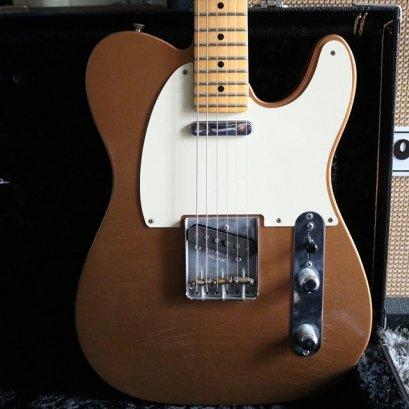 Fender Custom Shop Telecaster Pro Closet Classic Copper 2010 (3.3kg)