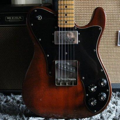 Fender Telecaster Deluxe Jv Japan 1983 (3.7kg)