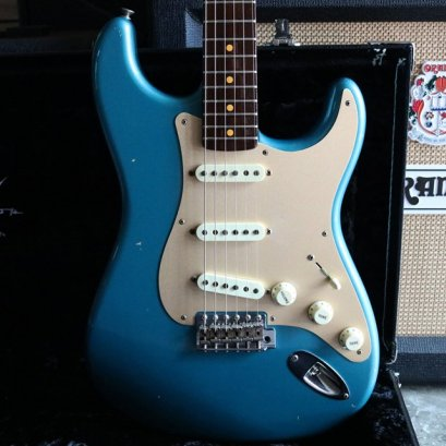 Fender Custom Shop LTD 50's Journeyman Relic Namm Show 2016 (3.5kg)