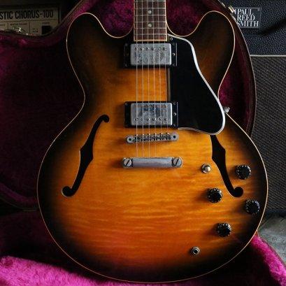 Gibson Es335 Dot Reissue vintage sunburst ปี 2000 Yamano (3.9kg)