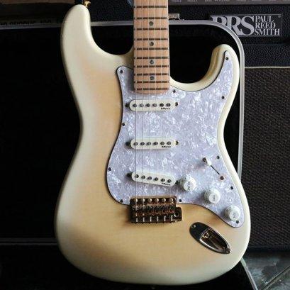 Fender Richie Kotzen Stratocaster Blone White 2007 (3.7kg)