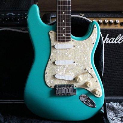 Fender start plus Deluxe 1991 Bahama Green (3.9kg)