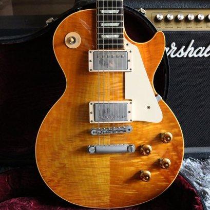 Gibson Custom shop Lespaul Reissue 1959 1998 dirty lemon (4.4kg)