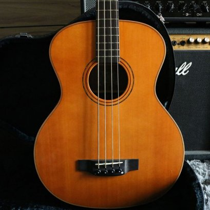 K. Yairi YB-2FE Acoustic Bass 2000 #64528 (3.8kg)