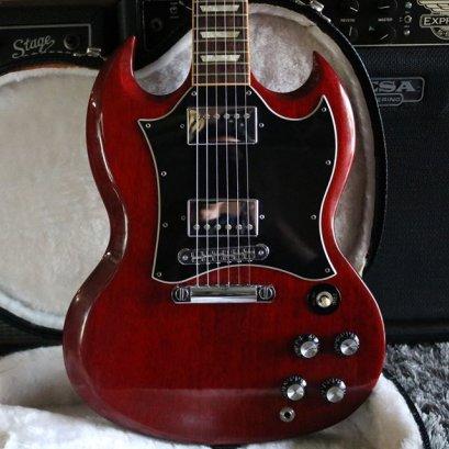 Gibson SG Standard 2007 Cherry burst (3.4kg)