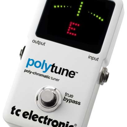 TC Electronic Poly tuner 2