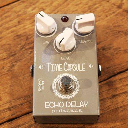 TIMECAPSULE ECHO DELAY