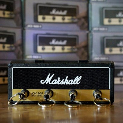 Marshall Jcm800 Jack Rack II Amp Key Holder ของใหม่ !!