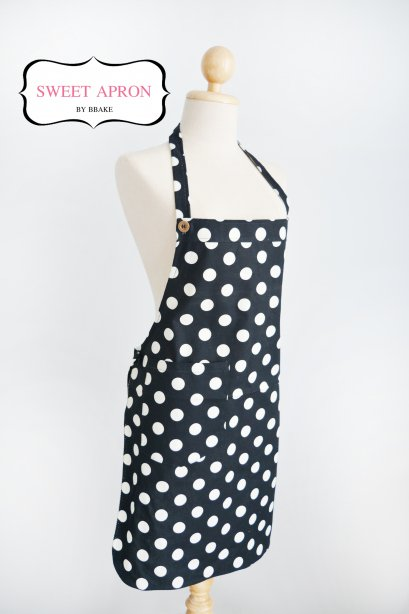 Sweet Apron Canvas CAC 5001