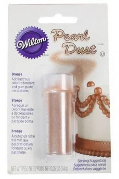 Wilton Bronze Pearl Dust