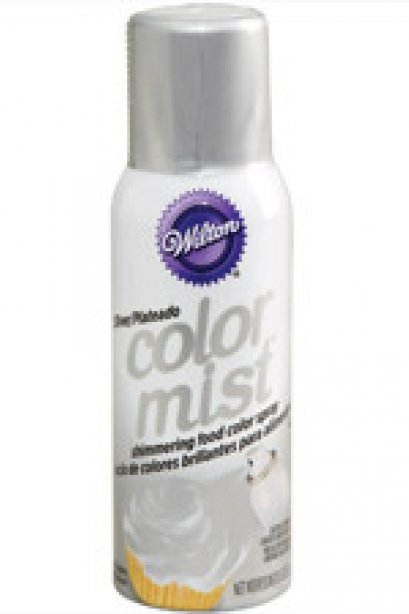 Wilton Color Mist Food Color Spray Silver