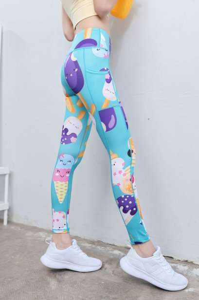Sweety icecream Leggings - กางเกง