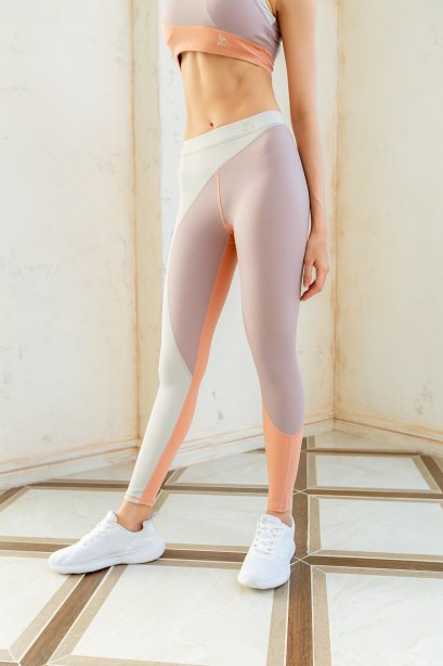 Mix Pastel legging - Sport Leggings