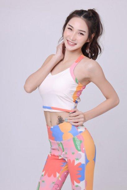 Peachy cute crop top - เสื้อครอป