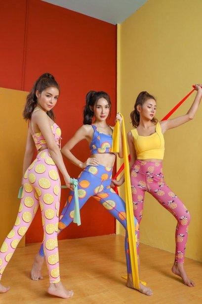 Warita's Fruity Set - Sportswear