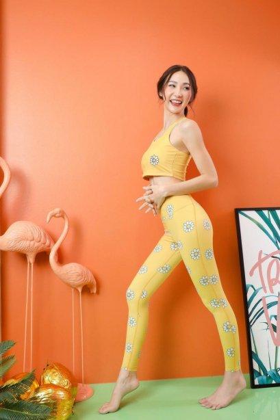 Ava Daisy Set - Sportswear