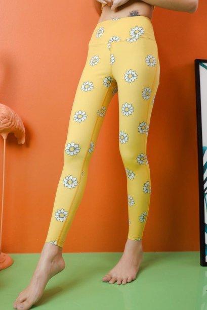 Ava Daisy Leggings - Sport Leggings