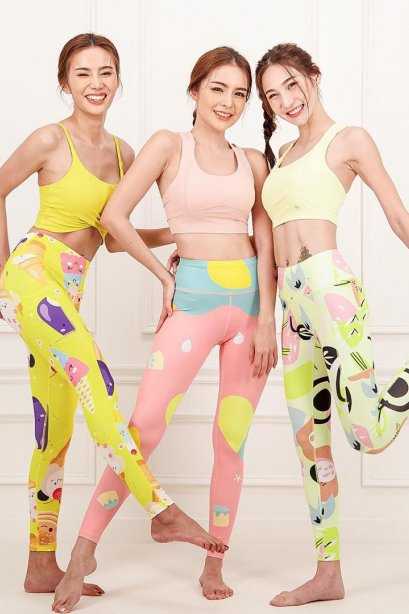 Nadia Candy Collection Set - Sportswear