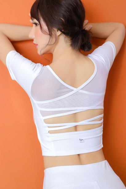 Mebel Crop Top  - บรา