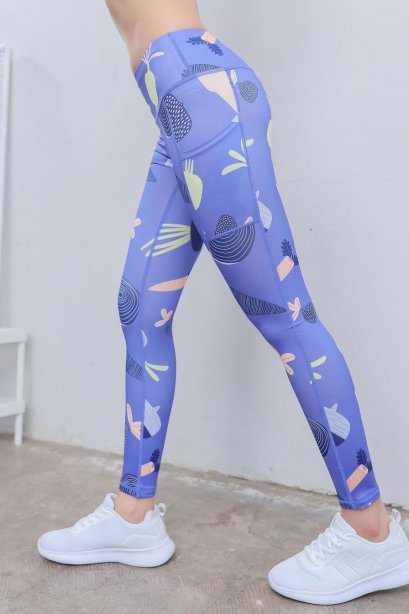 Nadia carrot candy leggings - กางเกง