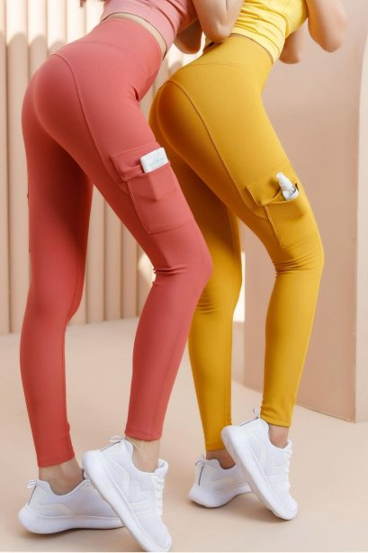 Rylee leggings (Thick fabric) - กางเกง