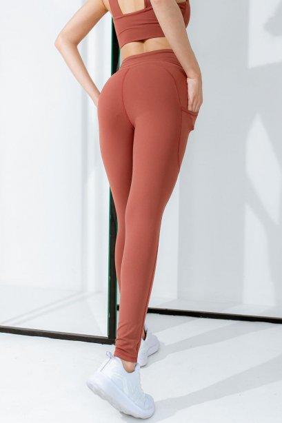Jelly leggings - กางเกง