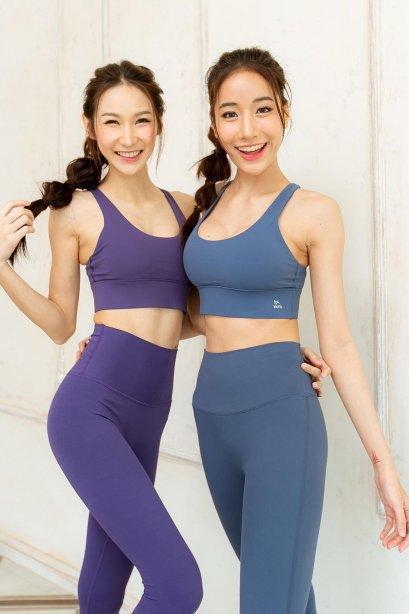 Violet long bra - บรา
