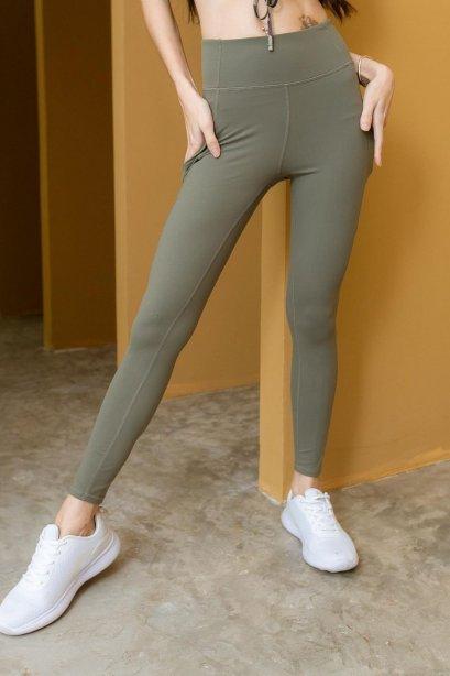 Army leggings - กางเกง