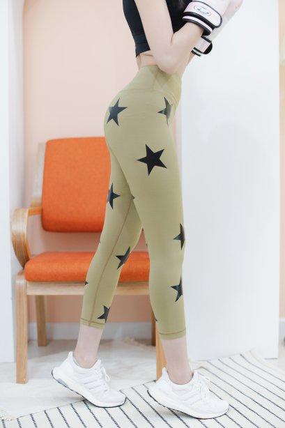V.line Star Capris