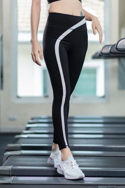 Sweetty sportty pants กางเกงเอวสูงเป้าสามเหลี่ยม