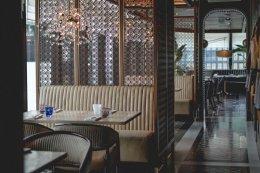 มื้อกลางวันพร้อมเสิร์ฟแล้ววันนี้ที่ PENTHOUSE BAR + GRILL โรงแรม Park Hyatt Bangkok