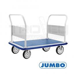 รวมรถเข็น JUMBO (Made in Thailand) : รถเข็นพื้นเหล็ก