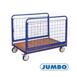 รวมรถเข็น JUMBO (Made in Thailand) : รถเข็นงานหนัก