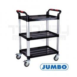 รวมรถเข็น JUMBO (Made in Thailand) : รถเข็นถาดพลาสติก
