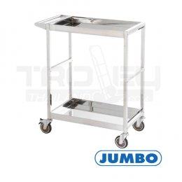 รวมรถเข็น JUMBO (Made in Thailand) : รถเข็นสแตนเลส