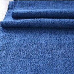 ผ้าทอสีน้ำเงิน ขนาด 1/2 หลา (45 * 140 ซม.)
