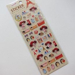 Sticker ลายการ์ตูน น่ารัก ๆ