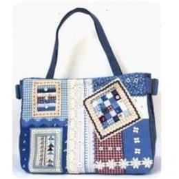 ชุดคิท กระเป๋าถือ Masako Wakayama Crib Quilt