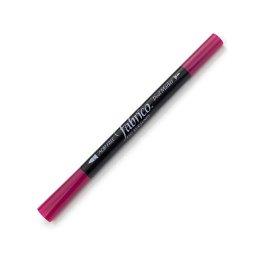 ปากกาเพ้นส์ผ้า Fabrico Dual Marker (สีชมพูบานเย็น)