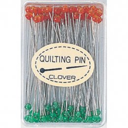 เข็มหมุดงาน Quilting (0.5 * 48 mm.) 100 เล่ม