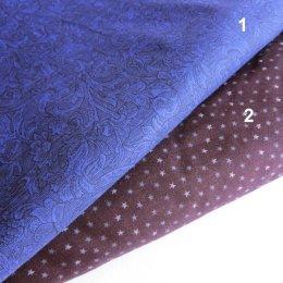 (เหลือเบอร์ 2 ) ผ้าคอตต้อน ขนาด 1/2 หลา (45 * 110 ซม.)