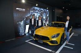 เบนซ์สตาร์แฟลก เปิดตัว Benz Star Flag AMG Performance Center ใหญ่ที่สุดในเอเชีย