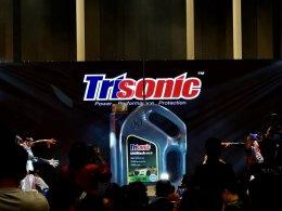 ไตรโซนิค บุกตลาดน้ำมันหล่อลื่น หวังชิงตลาดในไทย