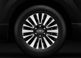 โตโยต้า เปิดตัว Toyota Majesty เริ่มต้นที่ 1.709 ล้าน