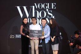 """4 แบรนด์ดีไซเนอร์ คว้ารางวัล """"VOGUE Who's on Next, The Vogue Fashion Fund 2019"""""""