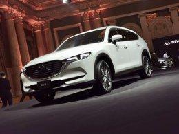 เปิดตัว All-New Mazda CX-8 SUV พรีเมียม หรูหรา เริ่มต้นที่ 1.59 ล้านบาท